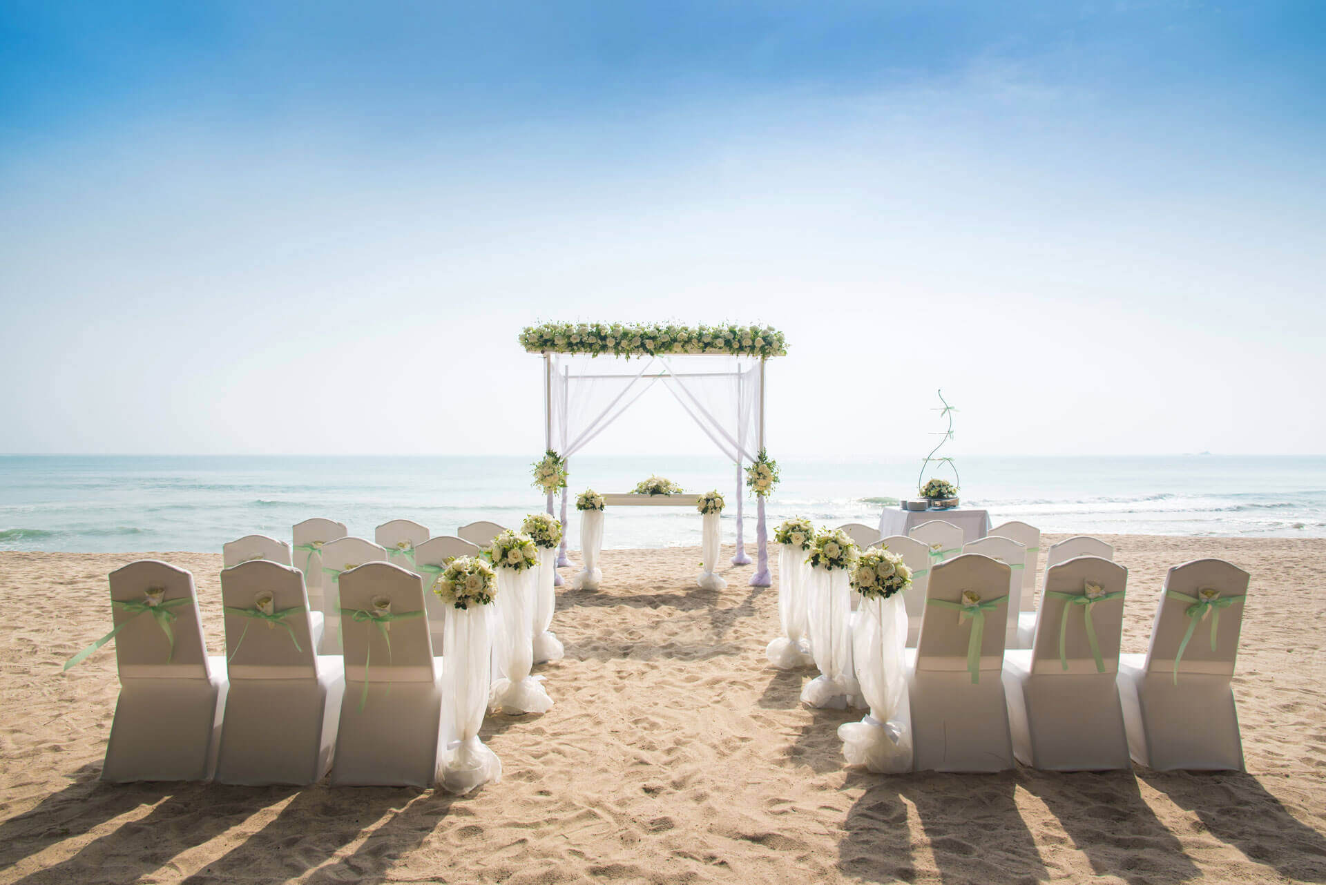 mykonos weddings beach wedding